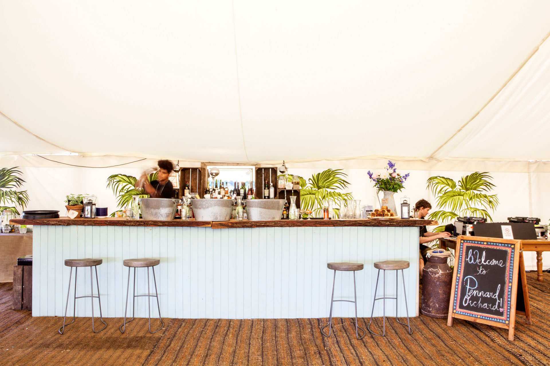 Pennard Orchard Bar